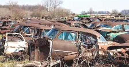 money for a scrap car, salvage car buyer, wrecked car buyer, junk car scrap