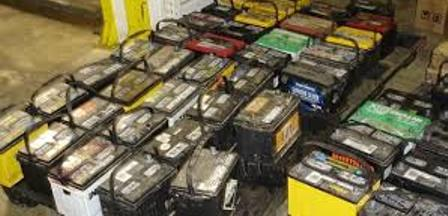 Auto Battery S Recycling